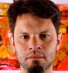 Los Angeles abstract artist / painter Nestor Toro