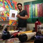 Nestor Toro - Abstract Los Angeles Artist